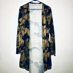 Other - Camo Duster
